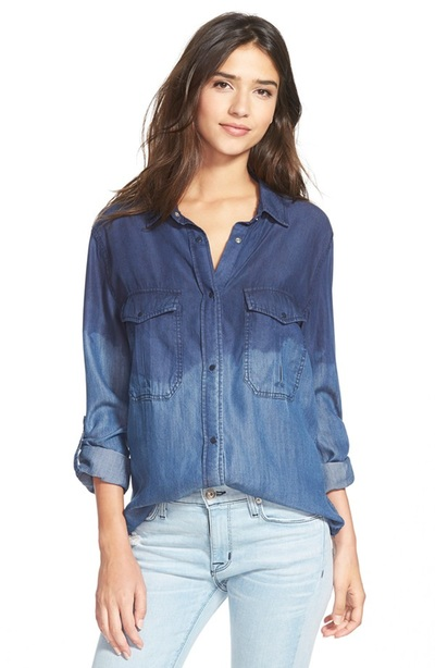 Chambray…The Ultimate Throwback