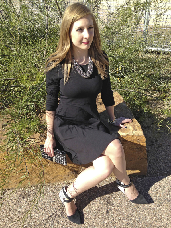 Simple, Little Black Dress – Style it 3 Ways