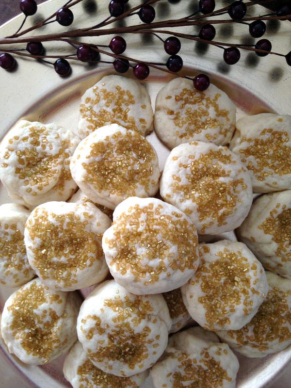 Super Soft Drop Sugar Cookies