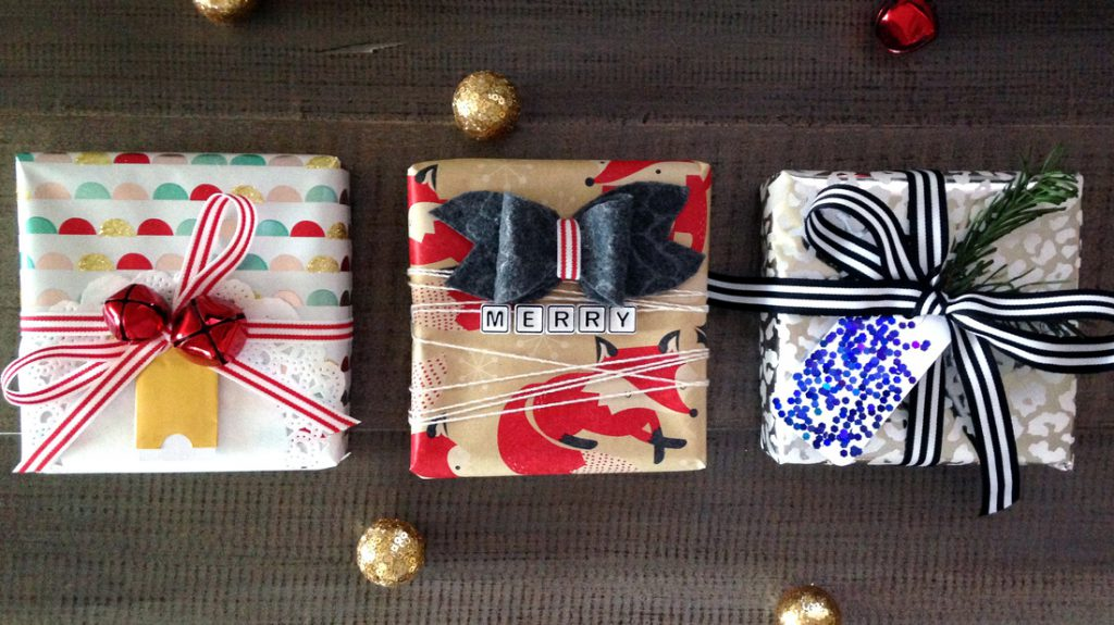 Gift Wrapping Ideas to Make your Presents Stand Out