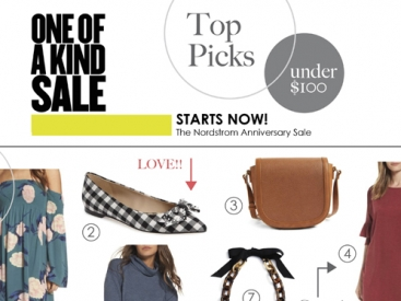 Nordstrom Anniversary Sale - Early Access Top Picks - Under $100