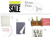 Nordstrom Anniversary Sale - Home Picks
