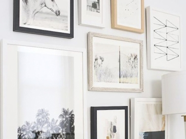 Monday Inspiration: Gallery Walls