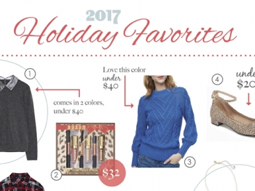 2017 Holiday Favorites Guide