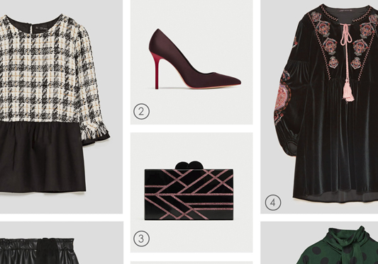 Zara New Arrivals – Top Picks
