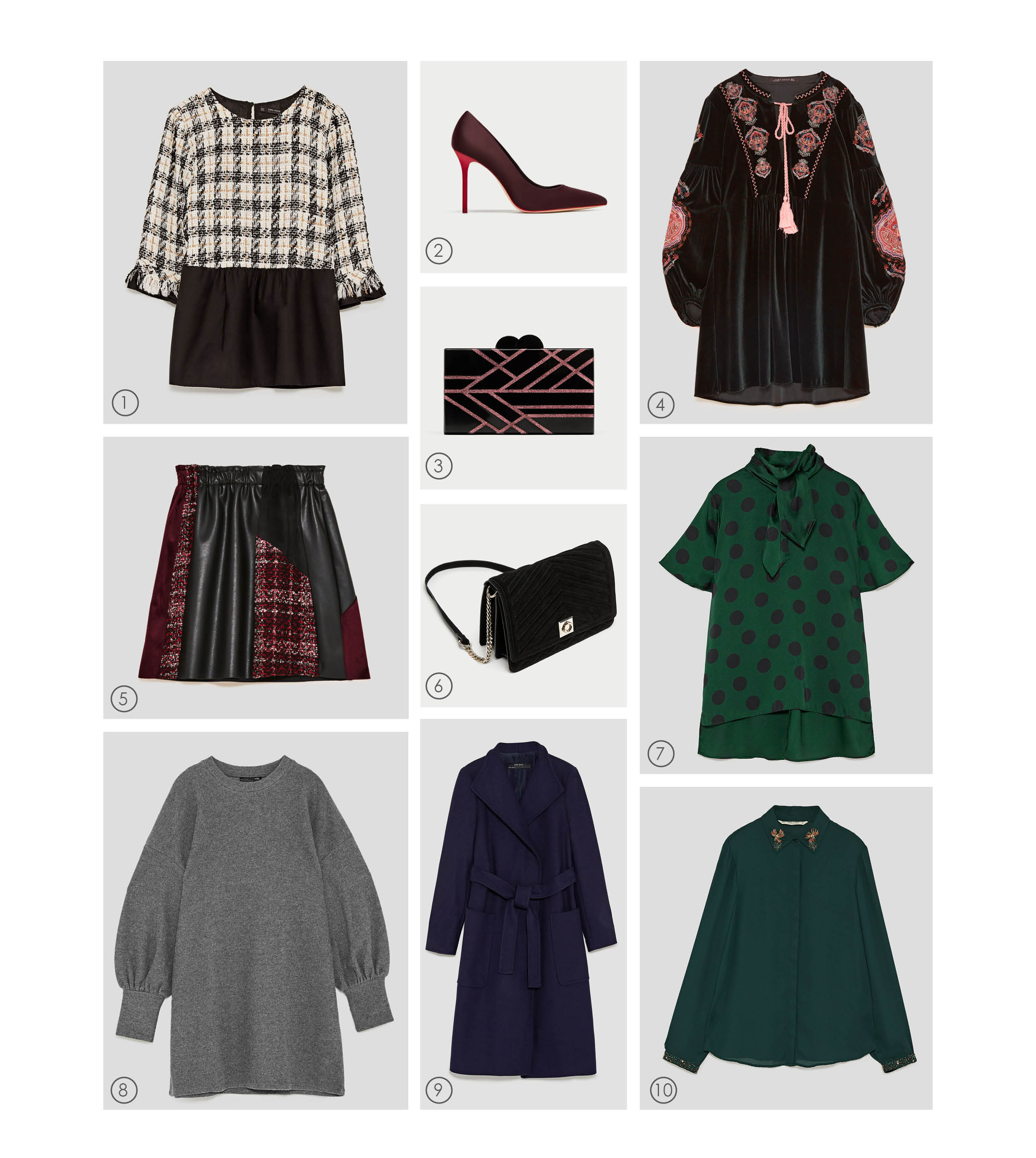 Zara New Arrivals - Top Picks