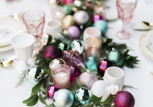 Tablescapes for the Holiday