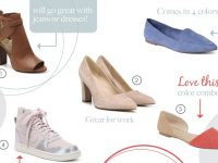 springtime shoe options