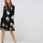 Asos Floral Mini Dress
