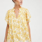 FreePeople Marigold Mini Dress