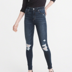 Abercrombie High Rise Super Skinny