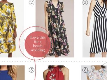 Springtime Weddings - Non-Formal Dress Picks