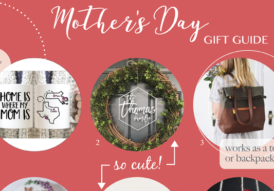 Mother's Day 2018 – Gift Guide