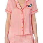 Nordstrom short satin pajamas