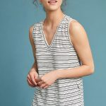Anthropologie Breezy Tunic Tank